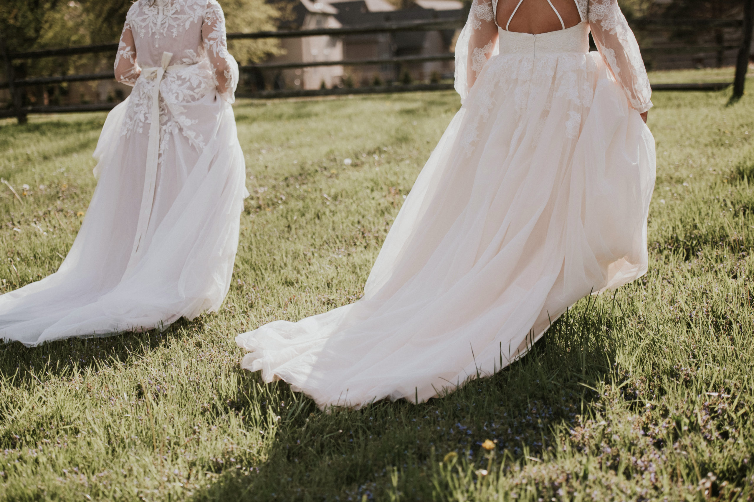 how it works | andi b bridal plus size wedding gowns