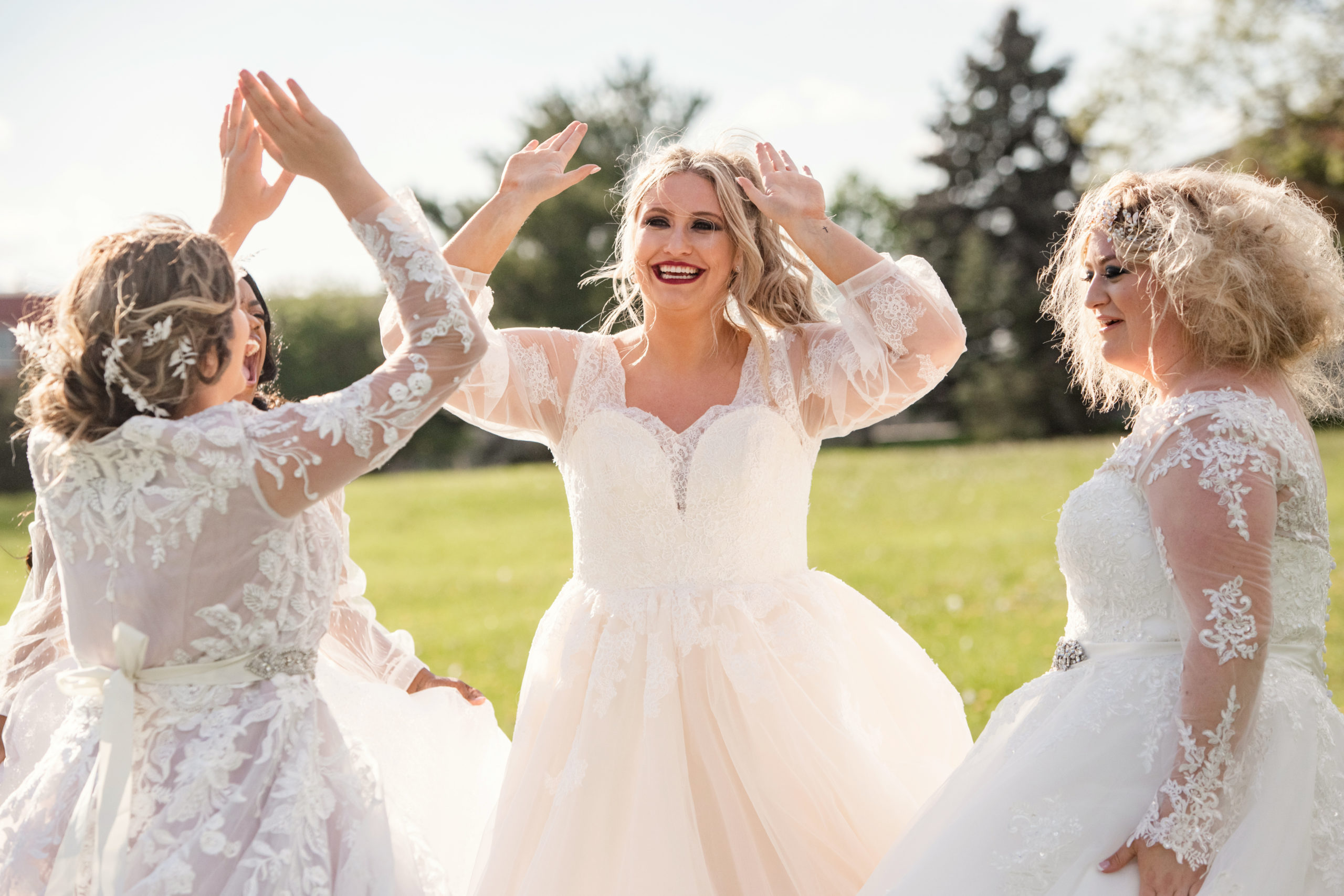 get matched with your personal wedding dress designer in columbus ohio