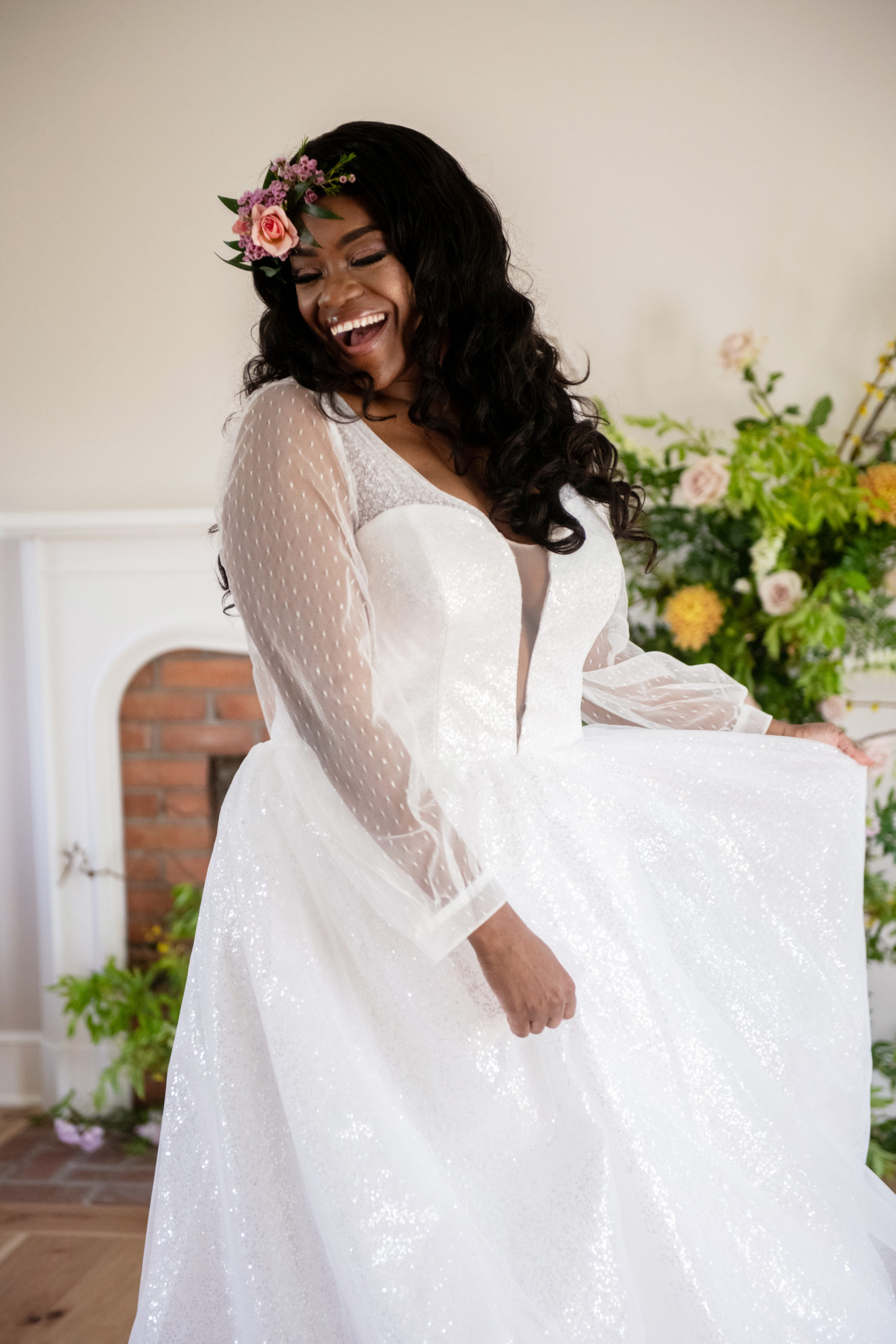 say yes to your dream wedding dress | andi b bridal